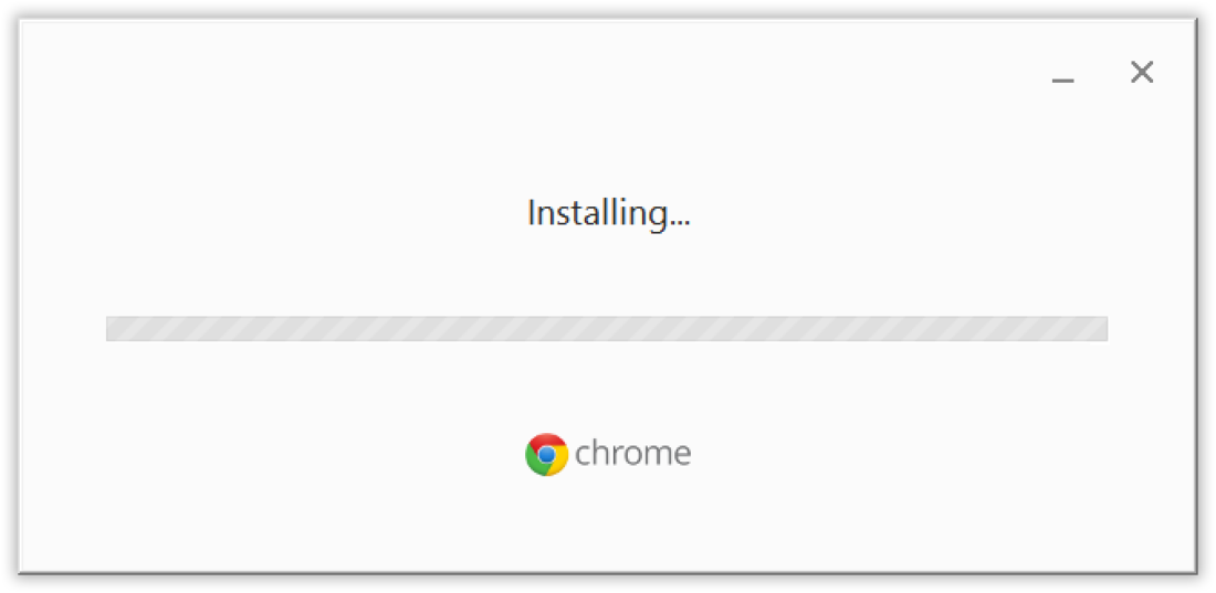 Chrome Offline Installer Dashdot