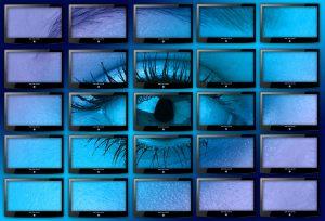 Augen bei Bildschirmarbeit schonen