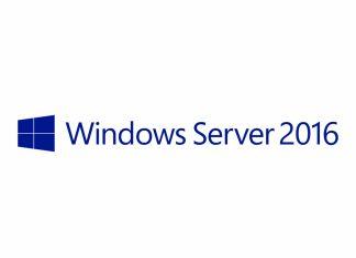 Logo Windows Server 2016