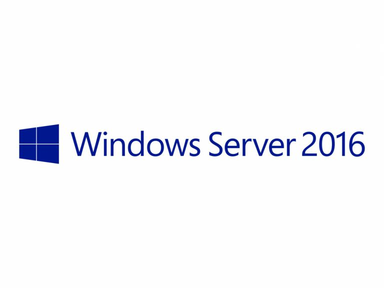 Logo Windows Server 2016
